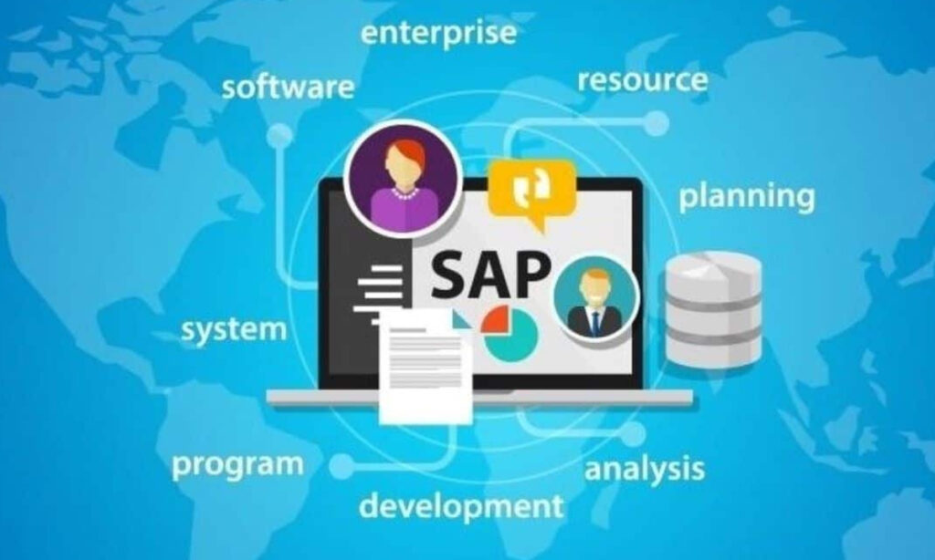 SAP ERP For Small Business.